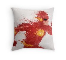 Speed Throw Pillow