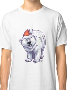 Polar Bear Christmas Classic T-Shirt