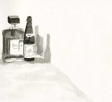 In the style of morandi by Patsy Smiles