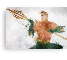 Trident Canvas Print