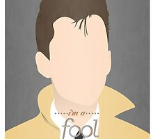 Arctic Monkeys Minimalist Alex Turner by pizzanomics