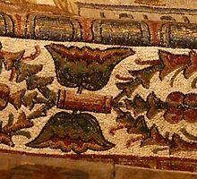 Ancient Turkish Mosaic  by Kiriel