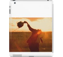 Texas Chainsaw Massacre - Swing iPad Case/Skin