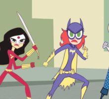 Gotham Girls Sticker