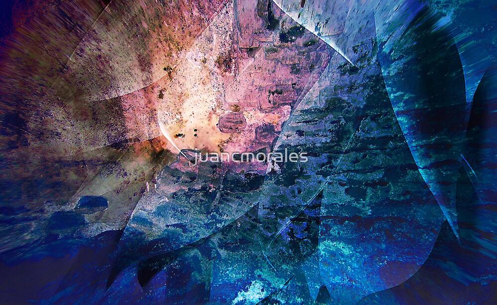 Deep Blue Cave by juancmorales