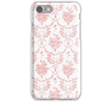Grimm In Pink iPhone Case/Skin