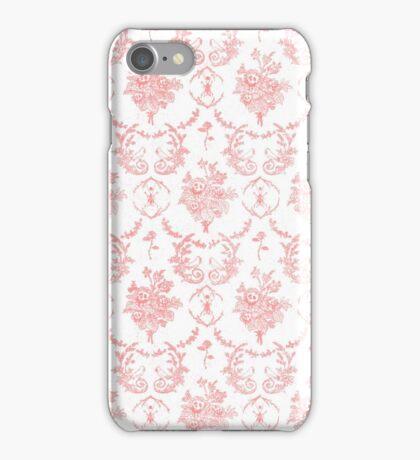 Grimm In Pink iPhone Case/Skin
