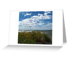 Windy Seas Greeting Card