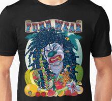 Evil Clown Rastaman Unisex T-Shirt