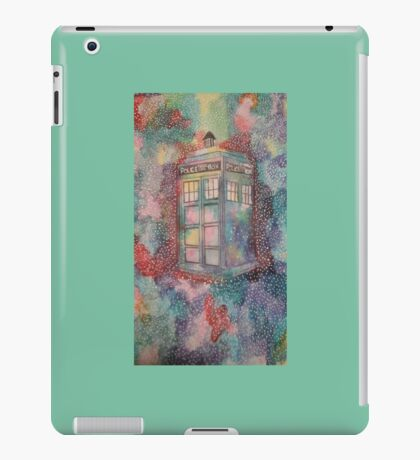 Doctor Who Galaxy Tardis iPad Case/Skin