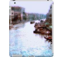 A Venice Morning iPad Case/Skin