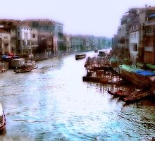 A Venice Morning by Barbara D Richards