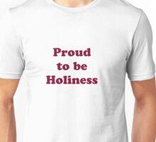 Holiness Unisex T-Shirt