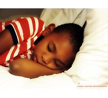 SLEEP Photographic Print
