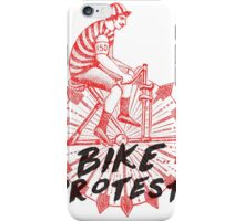 French bike iPhone Case/Skin