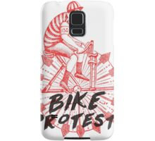 French bike Samsung Galaxy Case/Skin