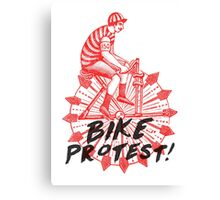 French bike Canvas Print