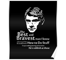 The Best and Bravest Man Poster