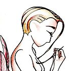 Flamingo : Intense  by Lisadee Lisa Defazio