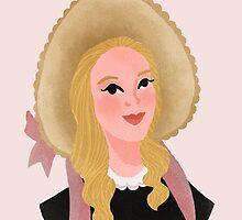 Les Miserables - Cosette by katlauraa