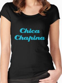 Chica Chapina Women's Fitted Scoop T-Shirt