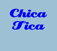 Chica Tica Womens Fitted T-Shirt