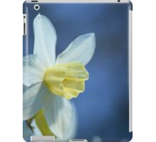 Daffodil in Spring iPad Case/Skin