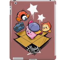 B-boy kirby iPad Case/Skin