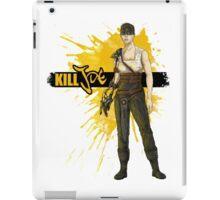 Kill Immortal Joe iPad Case/Skin