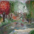 Autumn trees by IrisGelbart