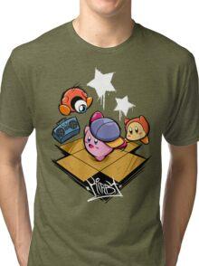 B-boy kirby Tri-blend T-Shirt