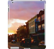 Reflection on History iPad Case/Skin