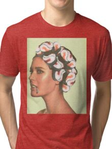 Sushi Tri-blend T-Shirt