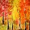 BEAUTIFUL TREES FROM YOUR PALETTES- MEMBERS ONLY