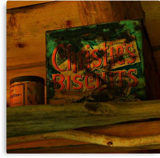 christie's biscuits by Brock Hunter