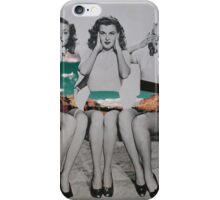 Three iPhone Case/Skin
