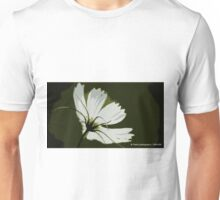 White Flower Series Unisex T-Shirt