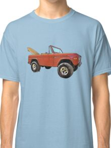 Surf Bronco Tee and Stuff from VivaChas! Classic T-Shirt
