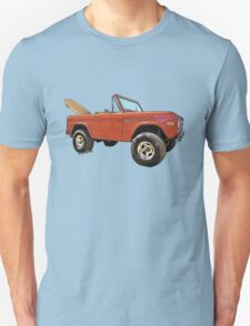 Surf Bronco Tee and Stuff from VivaChas! T-Shirt