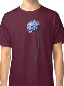 The beautiful blooming flower Classic T-Shirt