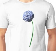 The beautiful blooming flower Unisex T-Shirt