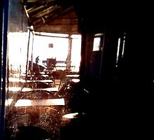 Light through the Wrap by Janie. D
