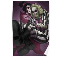 Beetlejuice - The Ghost with the Most Poster
