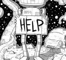 Moonbot & Fwoarg Sticker