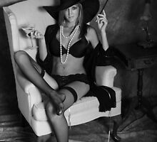 Martini and a Cigarette by ReneR