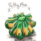 Pattypan Squash by Stephanie Smith