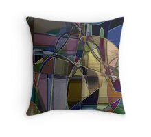 The world's fastest economy Throw Pillow