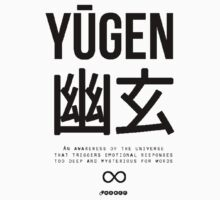 Yūgen (幽玄) - Black Kids Clothes