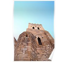 Holy Trinity Bell Tower Poster
