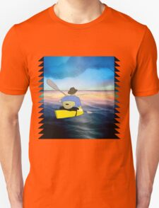 Kayak Man T-Shirt